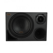 """Caixa Trio Dab Audio 12"""" Trapézio 450W RMS 2 OHMS - CXT12P2"""