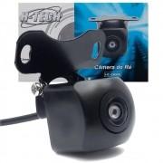 Câmera de Ré Colorida HD Tartaruga Universal Compatível Com Monitores LCD e DVD