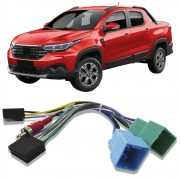 Chicote Plug Ligação Fiat Nova Strada 2020 2021