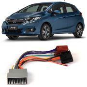 Chicote Plug Ligação Honda Fit 2018 2019 2020