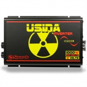 Inversor de Tensão Senoidal Usina Inverter 1000W 12 Volts - 120V