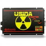 Inversor de Tensão Senoidal Usina Inverter 1000W 24 Volts - 220V