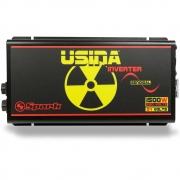 Inversor de Tensão Senoidal Usina Inverter 1500W 24 Volts - 220V