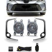 Kit Farol de Milha Toyota Corolla 2020 LED DRL
