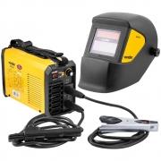 Máquina de Solda Inverter RIV122 + Máscara Automático MSV012 Vonder