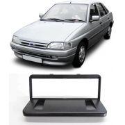 Moldura De Painel 1 Din Ford Escort Verona Sapão e Argentino 1993 1994 1995 1996 - Para Rádio