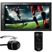 """Multimídia 2 Din Pioneer DMH-ZS5280TV Tela 6,8"""" Polegadas TV Digital Bluetooth Entrada USB + Câmera de Ré"""