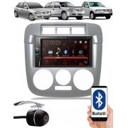 Multimídia Pioneer DMH-G228BT Vw Gol Saveiro Parati G4 Bluetooth USB + Câmera Ré - Preto ou Prata