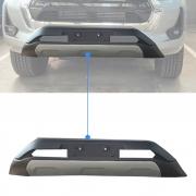 Overbumper Protetor Frontal Toyota Hilux Cabine Dupla 2021 Em Diante
