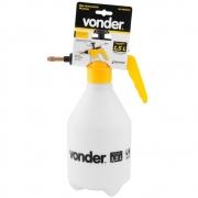 Pulverizador Borrifador Compressão Prévia 1,5 Litros Bico Regulável Vonder
