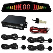 Sensor de Estacionamento para Ônibus e Caminhão 24V Orbe