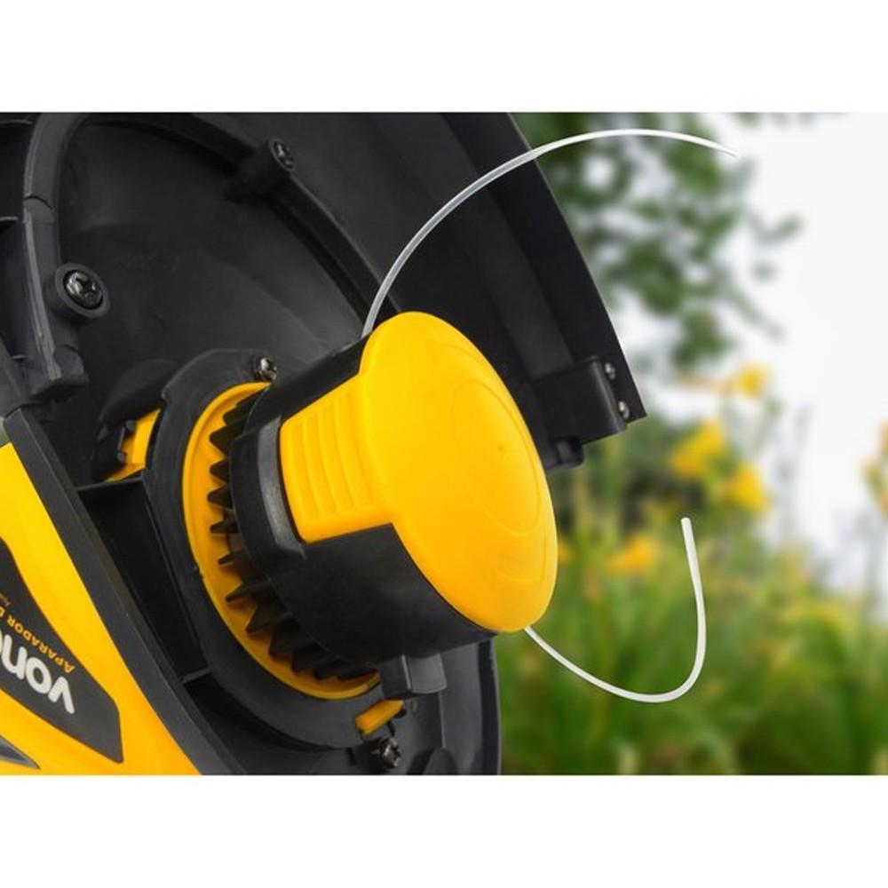 Aparador de Grama Roçadeira Elétrica Com Fio Vonder AGV 1000 1000W 110V ou 220V