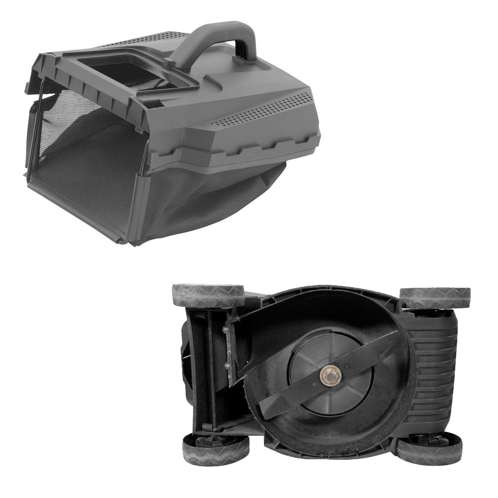 Cortador de Grama Elétrico Com Recolher Vonder MGV 1100 110V ou 220V