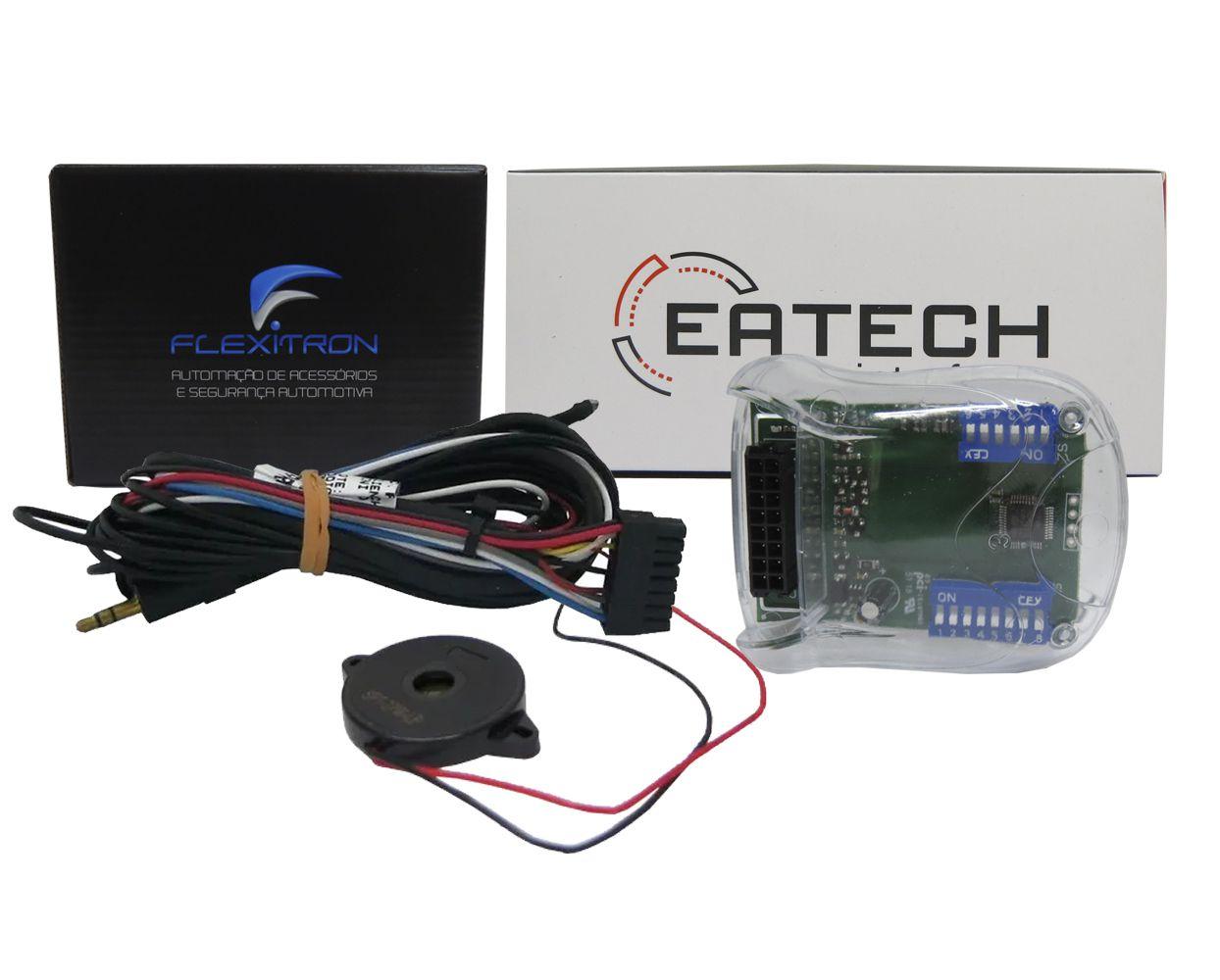 Interface T-Cross Comando de Volante Eatech Can