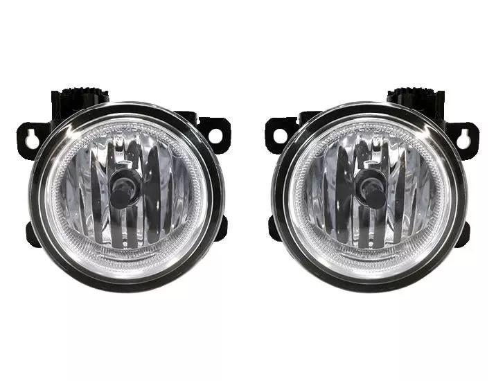 Kit Farol de Milha Neblina Fiat Cronos 2018 2019 - Interruptor Alternativo + Kit Xenon 6000K / 8000K ou Kit Lâmpada Super LED 6000K