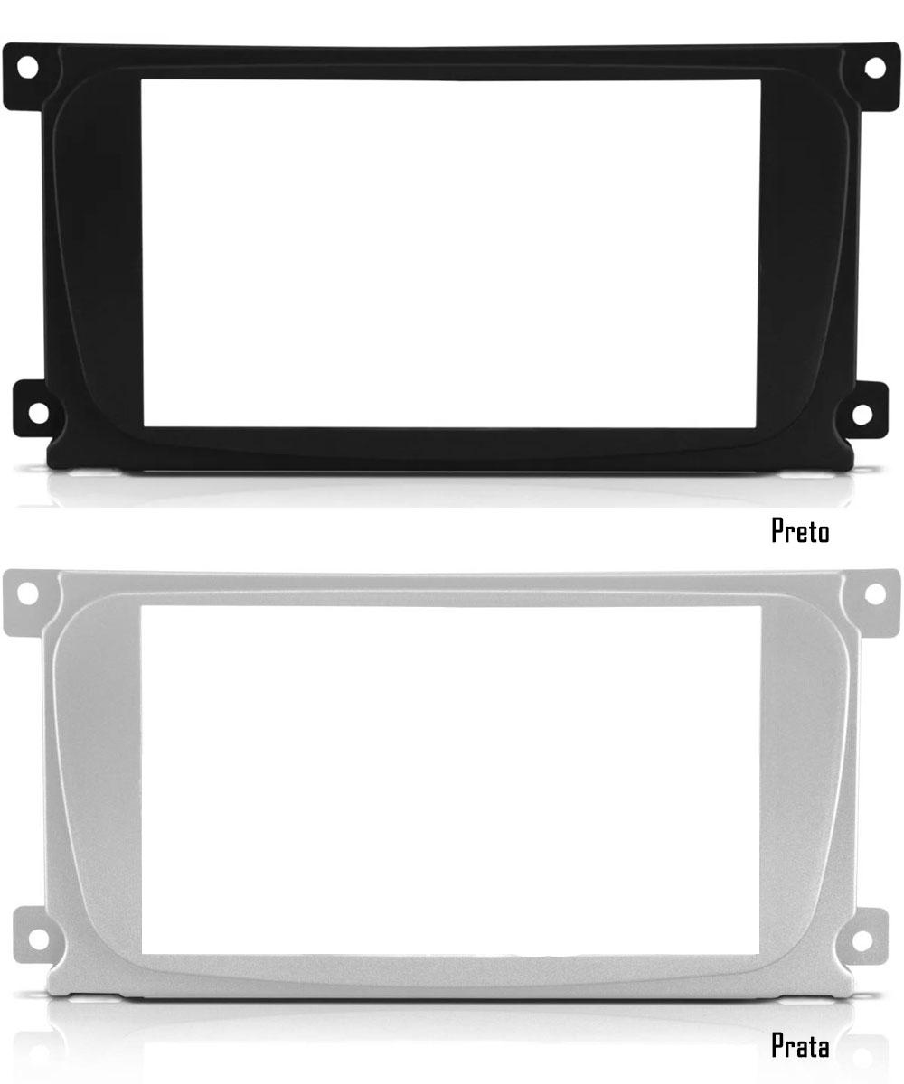 Multimídia Ford Focus 2009 2010 2011 2012 2013 Espelhamento Bluetooth USB SD Card + Moldura + Câmera Borboleta