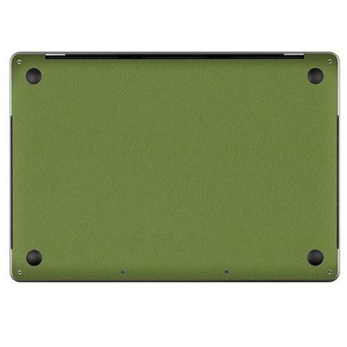 Adesivo Jateado Verde Militar Macbook Pro 13 Com Touch Bar