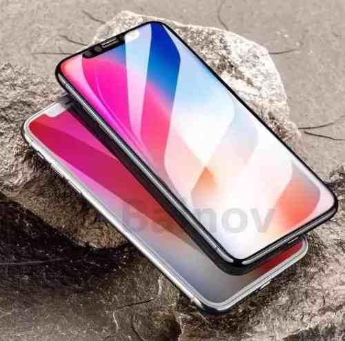 Película De Vidro Temperado Para Iphone X