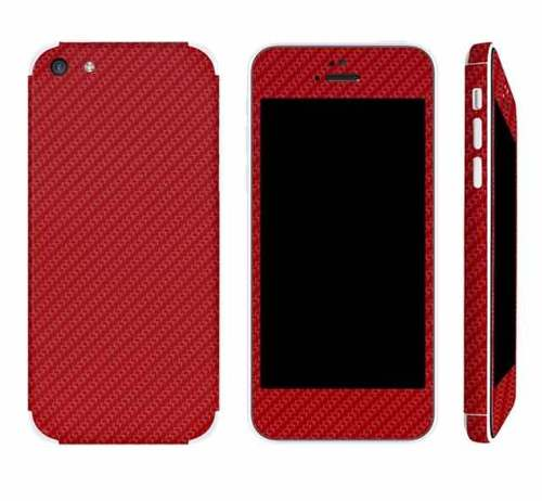Skin Premium - Fibra De Carbono Iphone 5c
