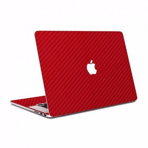 Capa Adesivo Premium - Fibra De Carbono Macbook Air 13