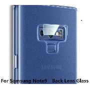 Película De Vidro Temperado Lente Da Câmera Samsung Note 9