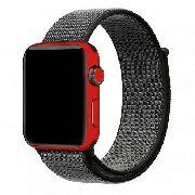 Capa Adesivo Jateado Fosco Vermelho Apple Watch 42mm Series3