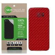 Skin Adesivo Premium Fibra Carbono Galaxy S7 Edge