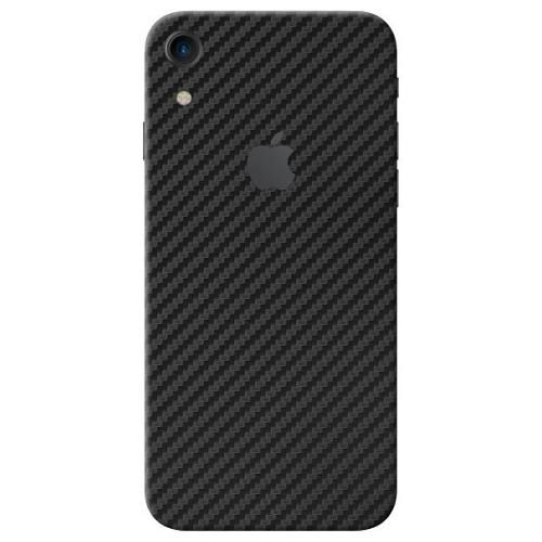 Skin Premium - Adesivo Fibra Carbono Apple Iphone Xr