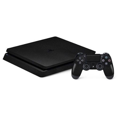 Adesivo Premium Jateado Sony Ps4 Slim