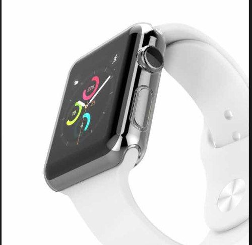 Capa Case Silicone Apple Série 1,2,3 42mm