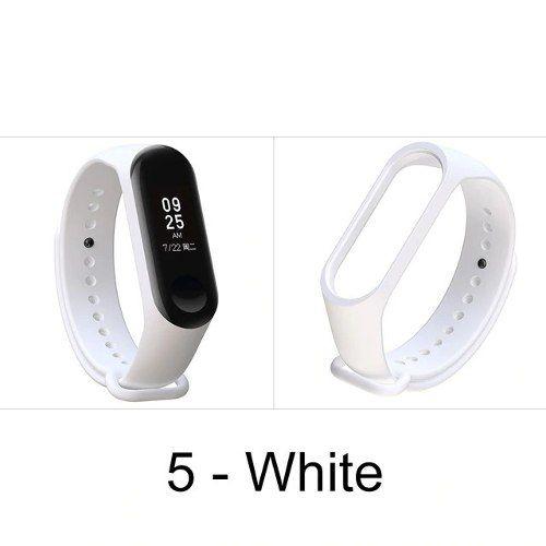 Pulseira Branca Xiaomi Mi Band 3 Original