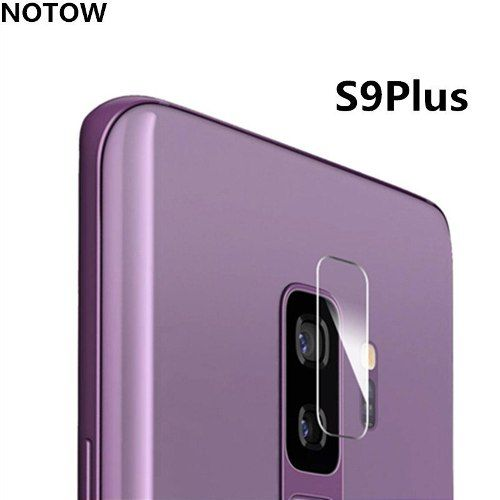 Pelicula De Vidro Para Lente Da Camera Galaxy S9 Plus