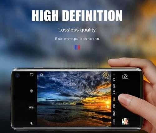 Película Premium Vidro Temperado Lens Protect Galaxy S10