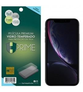 Película Vidro Temperado Premium Hprime Apple iPhone Xr