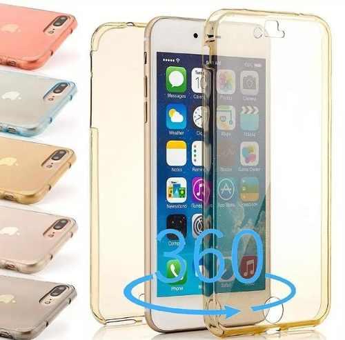 Capa Anti Impacto 360 Frente E Verso Silicone iPhone Xr