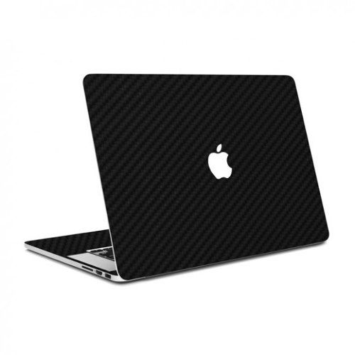Adesivo Fibra De Carbono 4D Apple Macbook Pro 15 Modelo A1286