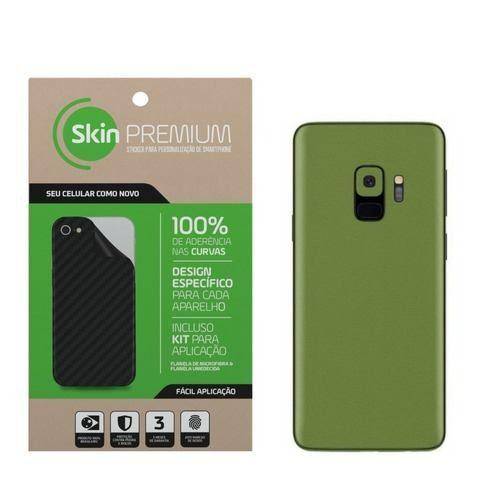 Skin - Adesivo Jateado Fosco Samsung Galaxy S9
