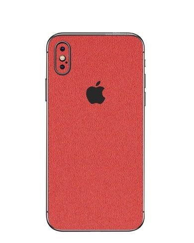 Adesivo Skin - Estampa Red Krush Iphone X