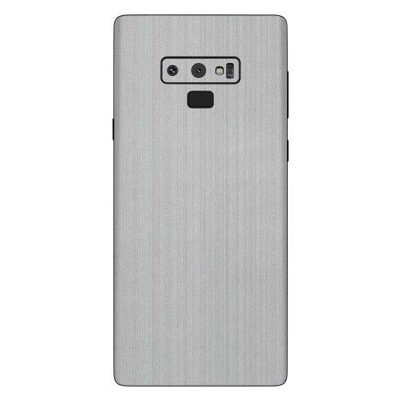 Adesivo Estampa Aço Escovado Samsung Galaxy Note 9