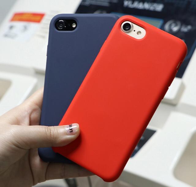 Capinha Case Iphone X Original  Vermelha