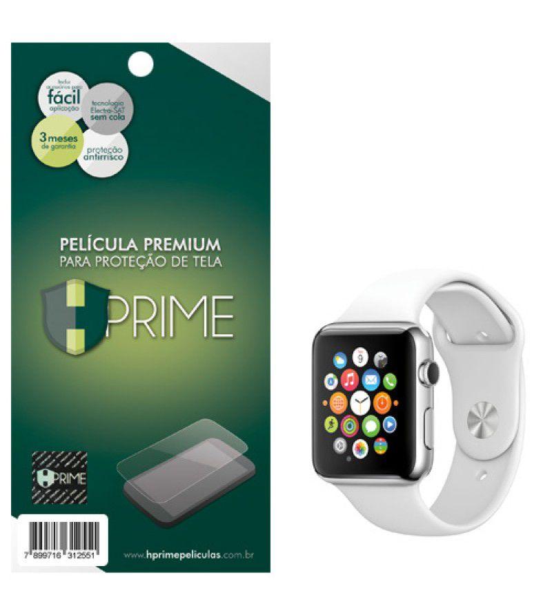 Película Premium HPrime Apple Watch 38mm - PET Invisível