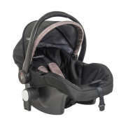 Bebê Conforto Kiddo Pod Para Carrinho Winner Preto e Cappuccino 414CP