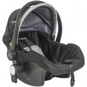 Bebê Conforto Kiddo Pod - Preto E Cinza
