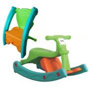 Playground Infantil Gangorra Cadeira Importway