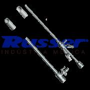Camisa Diagnóstica 30º | Fluxo contínuo | 155mm | óptica 4mm | 1 torneira fixa