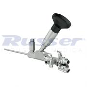 Endoscópio Rígido (Ureteroscópio ou Ureterorenoscópio) Autoclavável | Ø=8Fr | Canal de Trabalho 5,4mm | 0º | 430mm