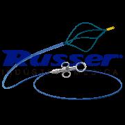 Nova Empunhadura - Pinça Extratora flexível Tipless - Basket - P.PK | Ø 3Fr | 90cm comprimento