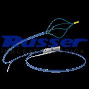 Pinça extratora com Canal de Trabalho - Basket - P.PT | Ø 8Fr | Basket 4 fios | 40cm comprimento