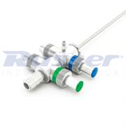 Válvula de Sucção e Irrigação completa com tubo | 5mm | 10mm
