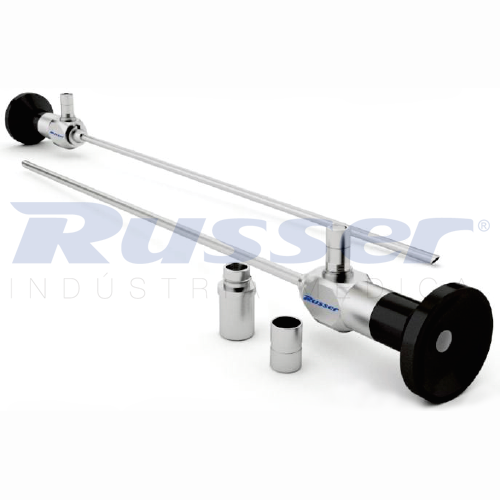 Endoscópio rígido Autoclavável hd | Ø 2.9mm | Ângulo de visão 30° | 362mm comprimento